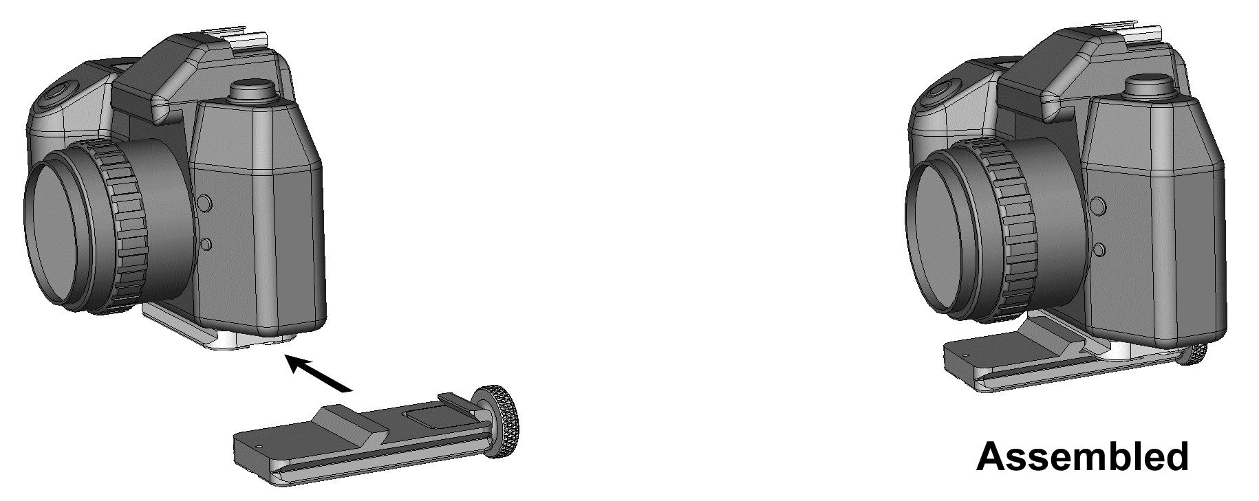 Assembled M-8